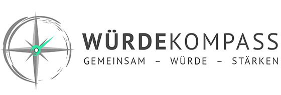 Würdekompass Logo